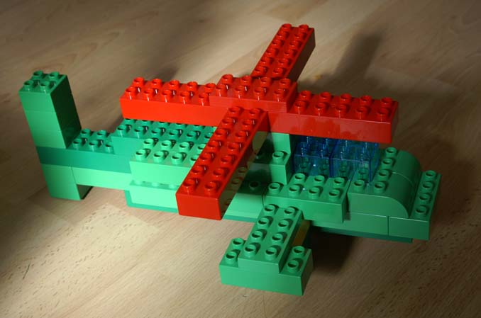 how to build anything with legos