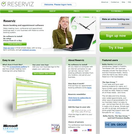 Web Room Booking Soas