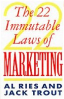 22 immutable laws trout and ries
