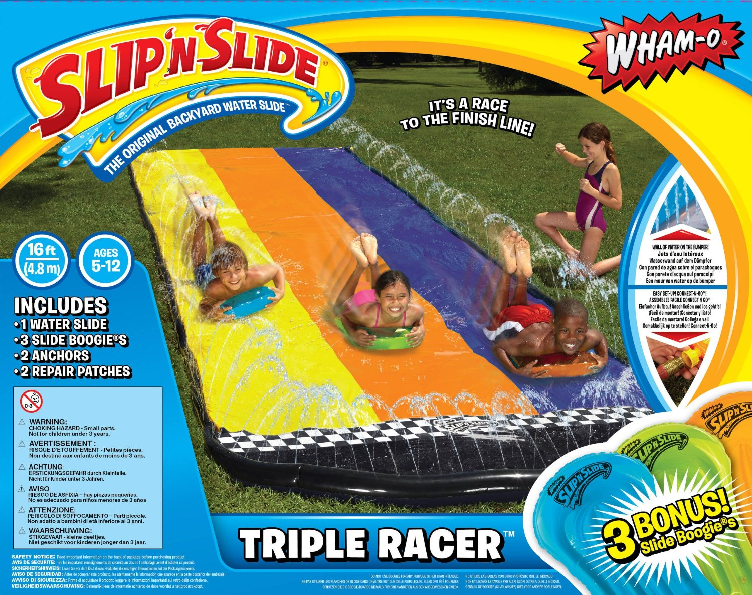 Water Slide Successful Software