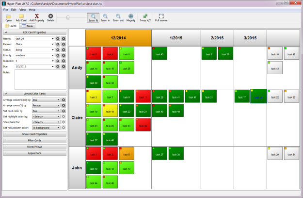 Visual Project Management Software Successful Software